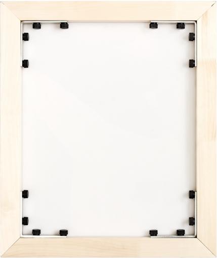 canvas backside